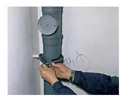 Zamenjava kanalizacijskega dvižnika v ceni apartmaja